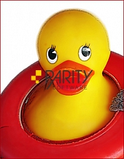 Rubber Duck, yellow